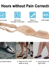 1pc Big Toe Separator Gel Sleeve Hallux Valgus Correction Bunion Foot Pain Relieve Feet Care Orthotics Silicone