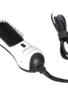 Infrared Anion Straight Hair Comb Portable Hot Air Comb Combo Multi-functional Mini Hair Dryer