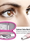 Semi-permanent Eyebrow Tattoo Machine Set Professional Eyebrow Tattoo Machine Device Lip Makeup Tattooing Pen