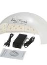 72W / 36W Big UV Nail LED Lampe manucure / pédicure pour les deux mains Sèche-ongles pour Durcissement Nail Gel Nail Salon outil UE Plug