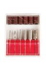 Ferramenta elétrica de perfuração elétrica File Polisher Manicure Kits Nail Salon Tools