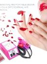 NEW Professional Electric Acrylic Nail Drill File Machine Kit Bits Manicure