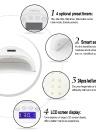 36W UV LED Auto Sensor Cura UV LED Nail Gel Polish