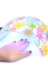 36W LED UV Nail Lamp Secador de gel de unha Fingernail & Toenail Gel Curação de luz branca Padrão de flor Uail Art Paint Nail Tool Opcional US / EU / UK / AU Plug