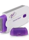Dispositivo depilador sin dolor recargable del depilador del pelo del laser del tacto recargable