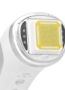 Portátil Anti-envejecimiento fraccional RF matriz de puntos Face Massager facial Dispositivo de estiramiento de la piel Dispositivo de cuidado de la piel antiarrugas EU / US Plug