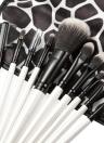15 Farbe Creme Hehler Palette Augen Gesicht kosmetische Erde Ton mit Make-up Pinsel Set Makeup Brush RS Eyeshadow-Pinsel Lippen Pinsel