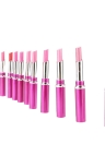 24Pcs Waterproof Matte Lipsticks with Balms Long Lasting 12 Colors