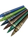 6PCS M.N Makeup Eyeliner Auge Schatten Buntstift Stift Serie A / B