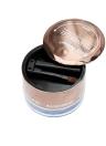 MÚSICA flor maquillaje delineador de ojos Gel crema con cepillo impermeable