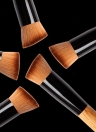 1PCS Powder Foundation Facial Makeup Brush