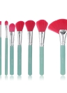 Körper 24St Make-up Pinsel Kit Professional Kosmetik Make-up Set Holzgriff Superfein Fibre Brush + Pouch/Tasche
