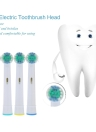 4Pcs Electric Toothbrush Replacement Heads Fit for Braun Oral B Vitality EB17-4