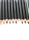 12 Colores Cosméticos Maquillaje E Lápiz de ceja impermeable belleza Pen Eye Liner + Lip Sticks Pen