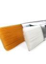 1pc masque facial pinceau manche en bois fibre douce cheveux Foundation Brush