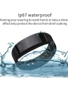 IP67 Fitness Tracker Wireless Smart Activity Trackers Wristband