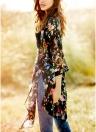 Women Chiffon Kimono Beach Top Cardigan