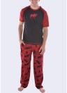 Herren Weihnachten Familie Look Pyjamas
