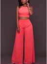 Women Cami Two Piece Set Party Nightclub Outfit