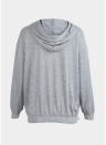New Fashion Women Hoodie Pullover Hooded oversize Loose Sweatshirts
