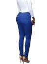 Nuovo sexy delle donne denim jeans strappati Hole Collant a vita alta Skinny Bodycon pantaloni a matita pantaloni