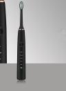 Brosse à dents électrique ultrasonique pour les femmes adultes hommes 5 modes de nettoyage USB Brosse à dents de puissance de charge imperméable à l'eau