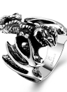 316L Stainless Steel Punk Ring
