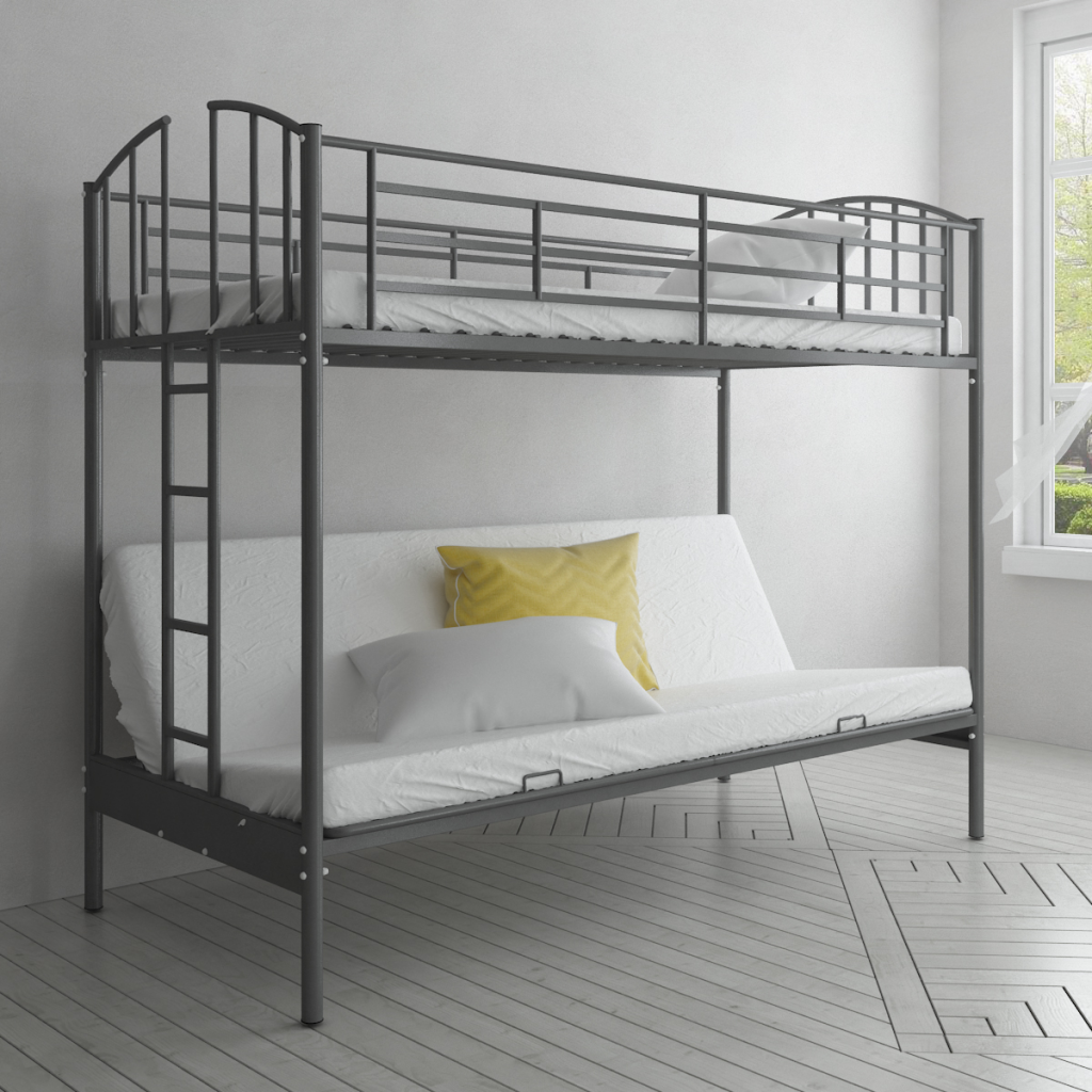 Children S Futon Bunk Bed Frame