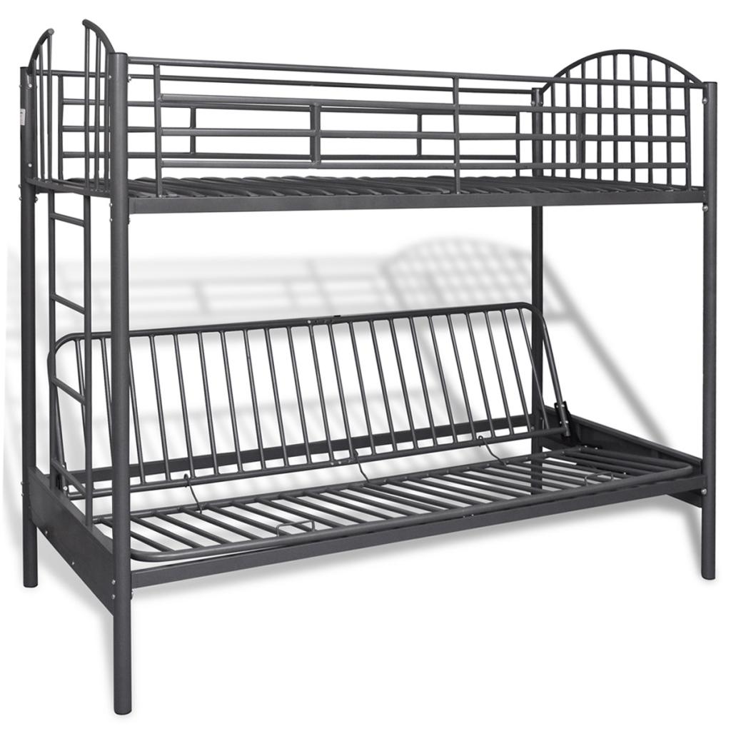 Sólo 288.34€, Estructura de cama futón literas para niños - LovDock.com