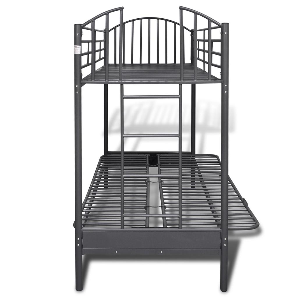 Sólo 285.44€, Estructura de cama futón literas para niños - LovDock.com