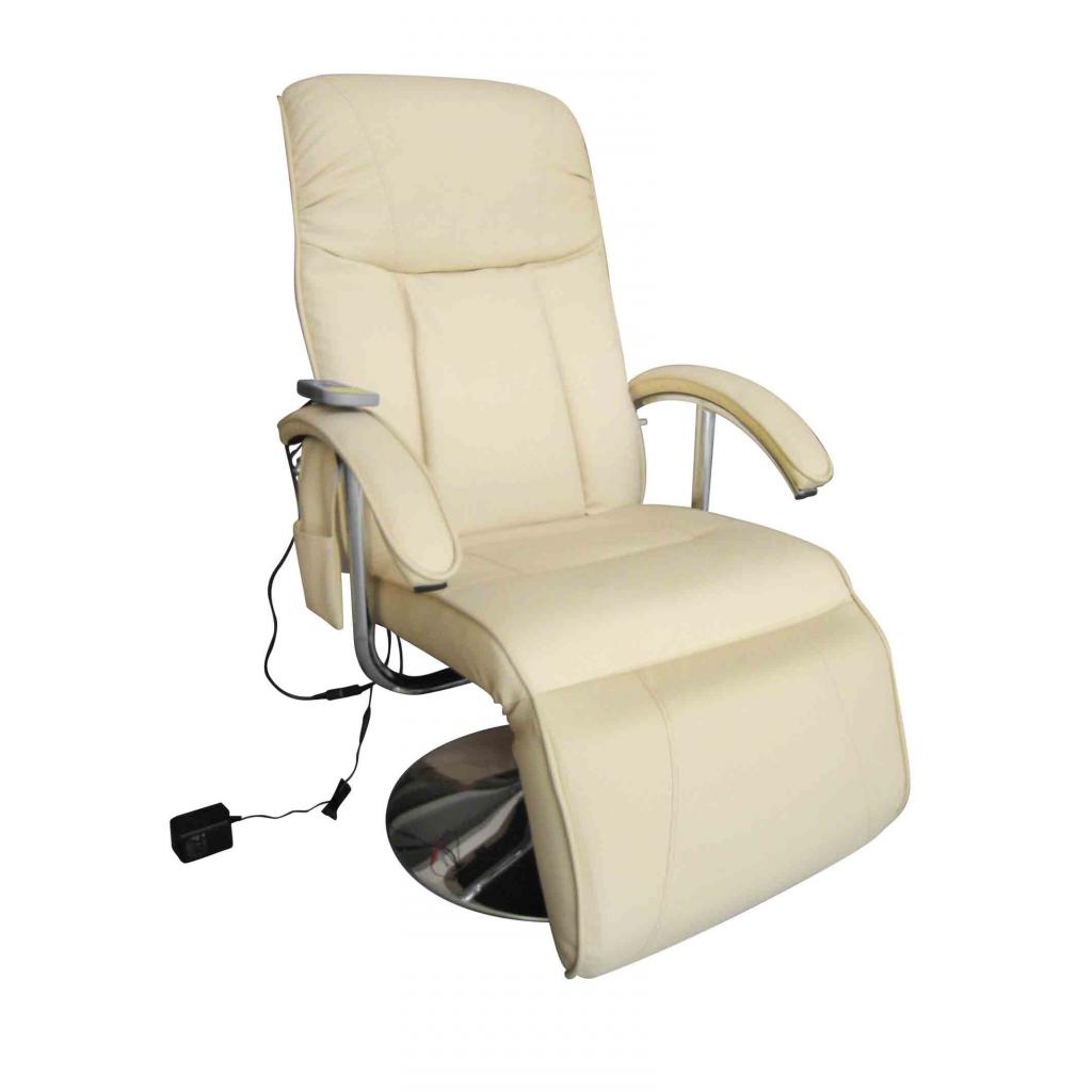 fauteuil lectrique massant cr me. Black Bedroom Furniture Sets. Home Design Ideas