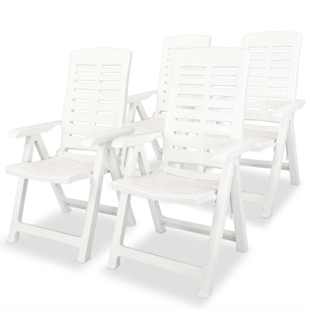 Ensemble de table et chaises de jardin 4 personnes - Ensemble jardin plastique ...