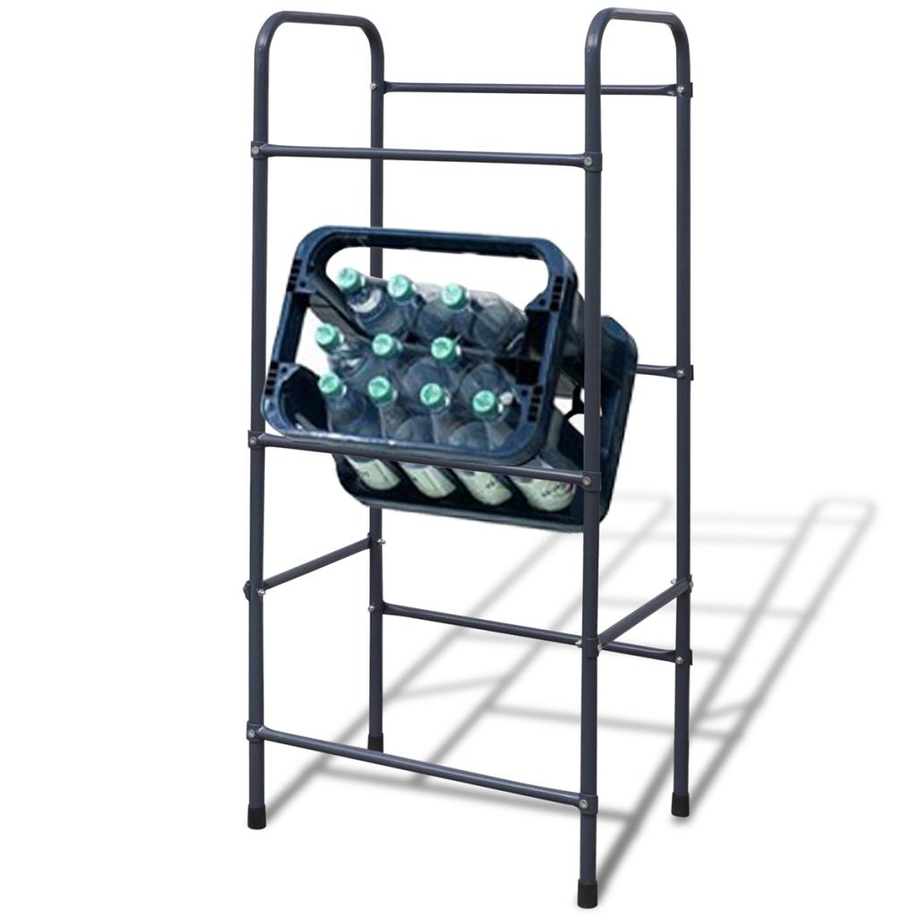 Only 20.86€, Étagère en acier pour 3 Crates - LovDock.com