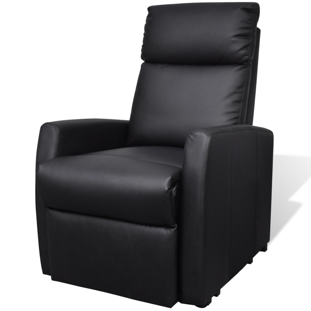 2 Position Electric TV Recliner Lift Chair Black