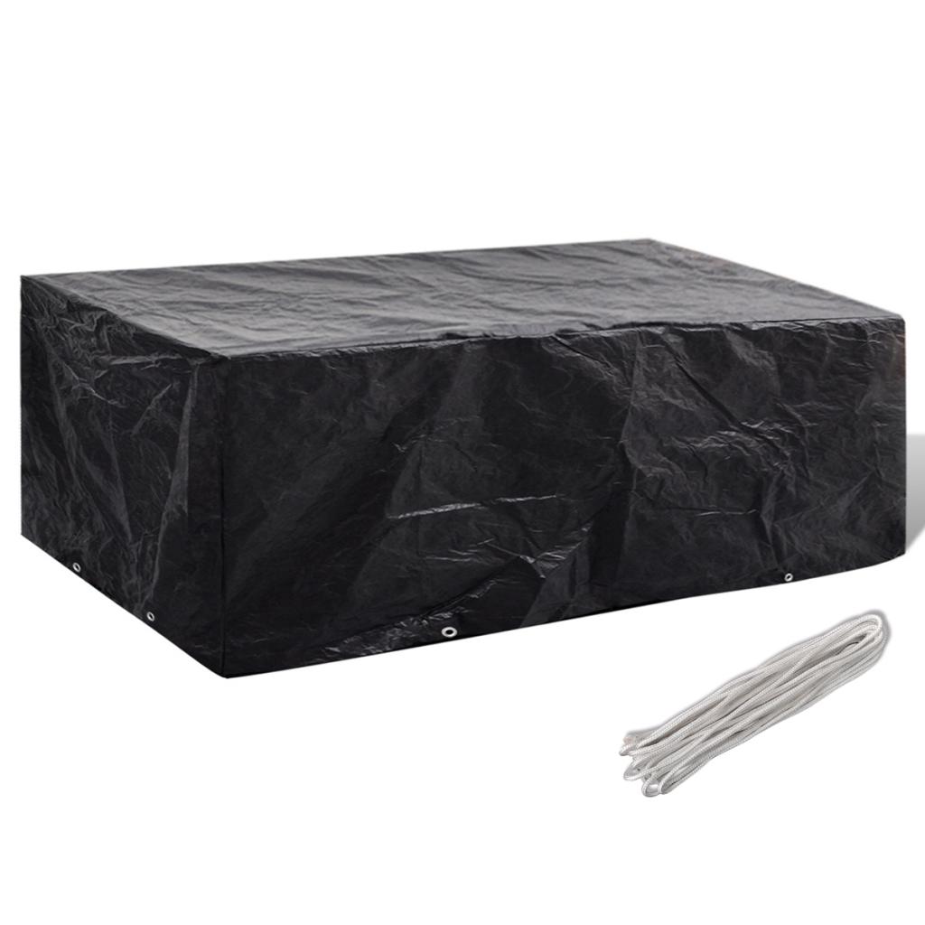 Only housse en tissu pour mobilier d 39 ext rieur for Housse protection mobilier exterieur