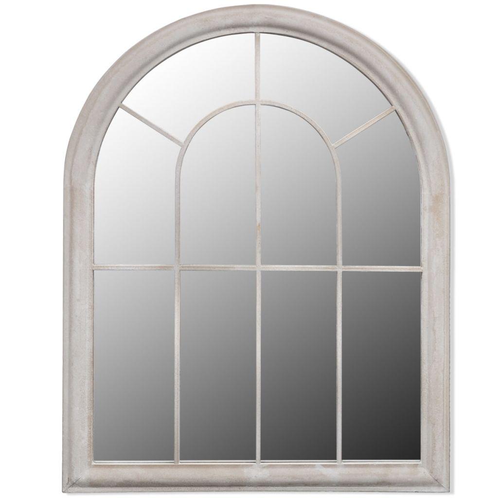 d s miroir de jardin arche rustique 69 x 89 cm. Black Bedroom Furniture Sets. Home Design Ideas