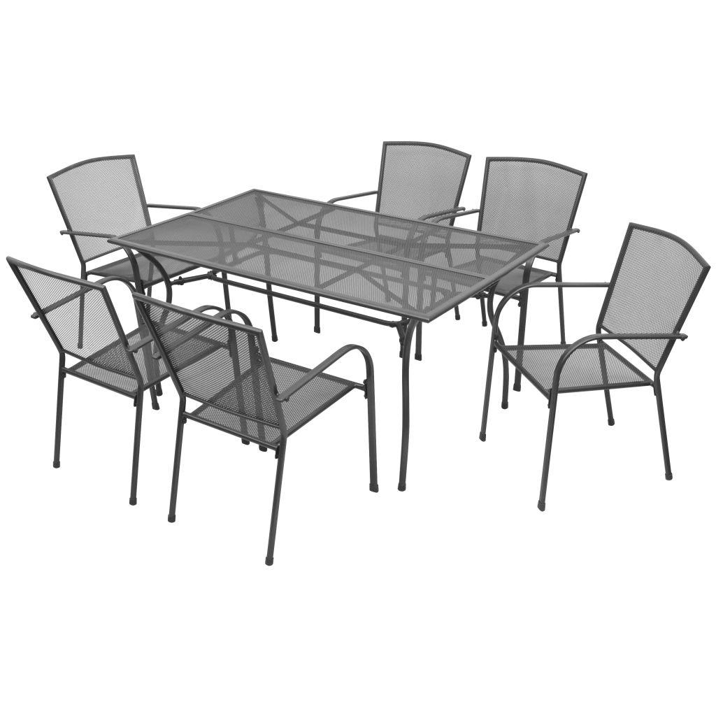 Des 389 99 Ensemble De Table Et Chaises De Jardin 6 Personnes