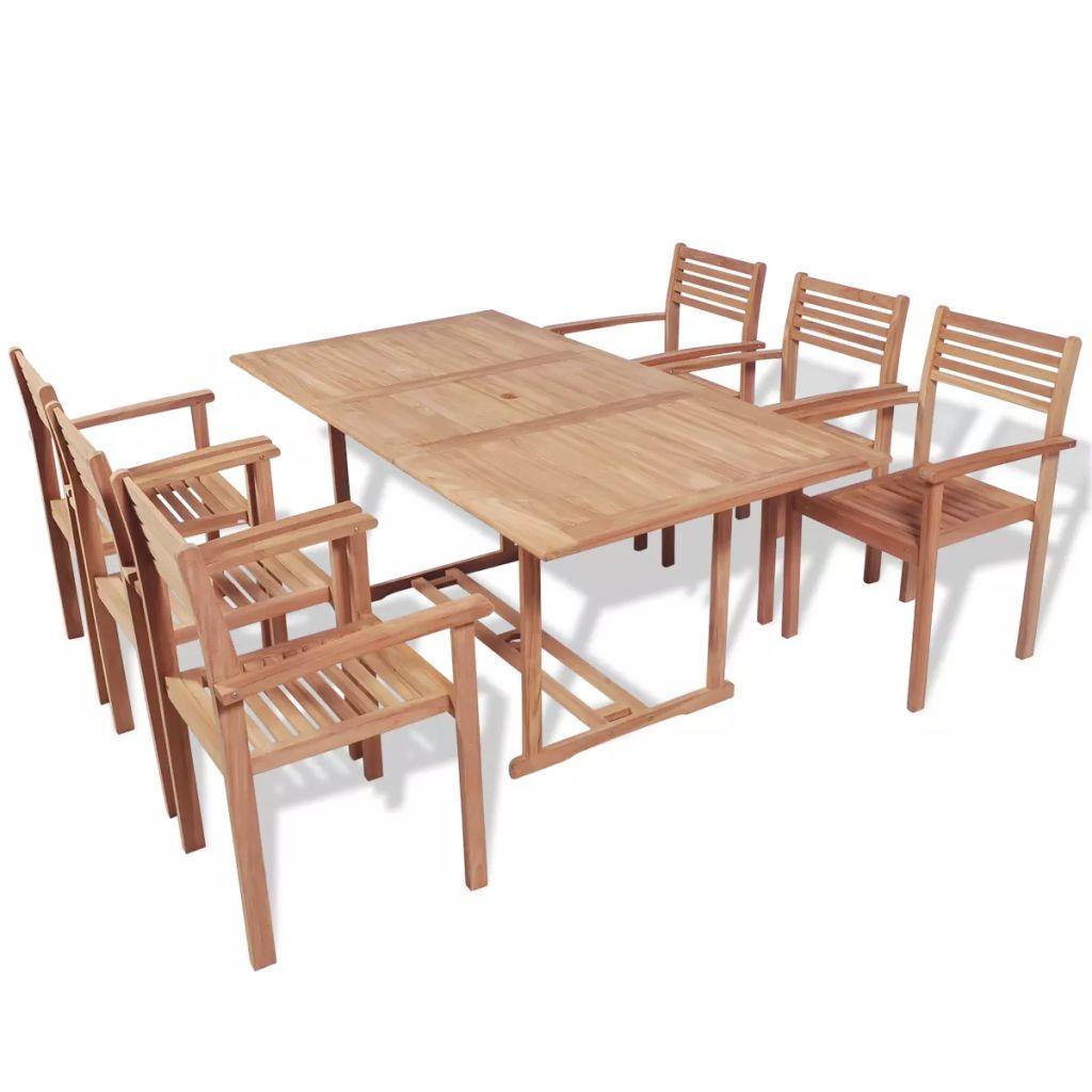 Des 519 99 Ensemble De Table Et Chaises De Jardin 6 Personnes