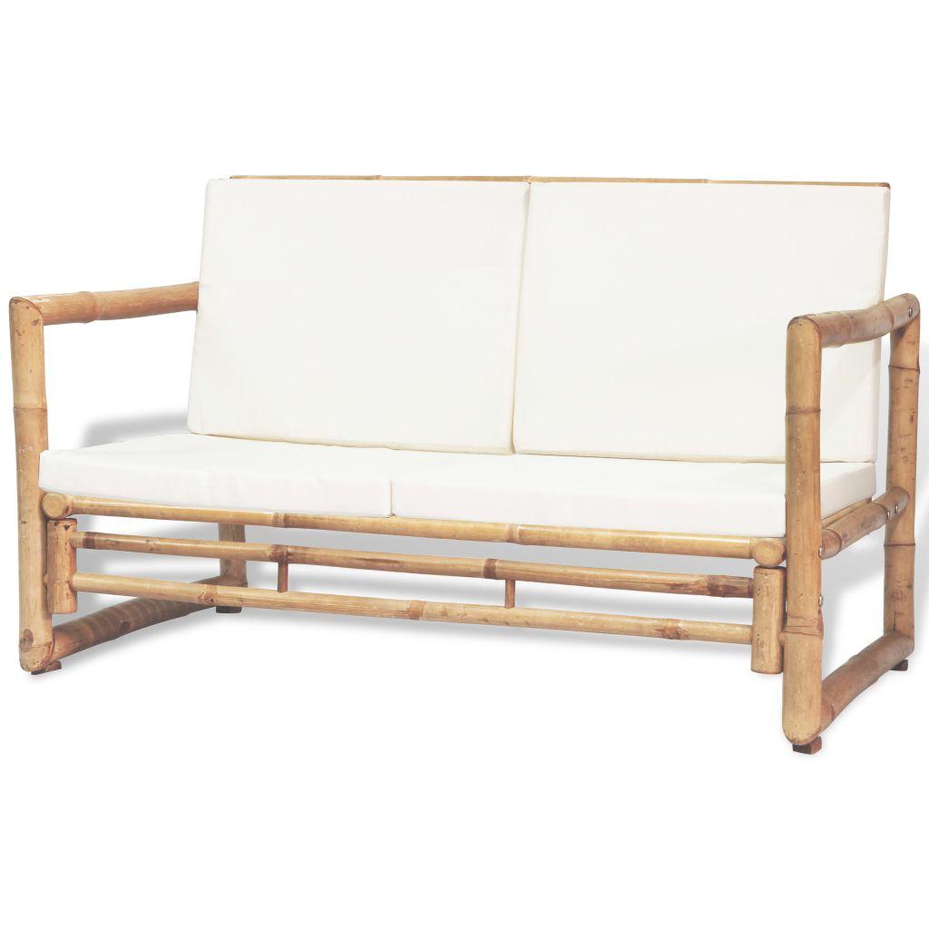 Dès 1,109.99€, Ensemble de mobilier de jardin Bambou - Interougehome.com