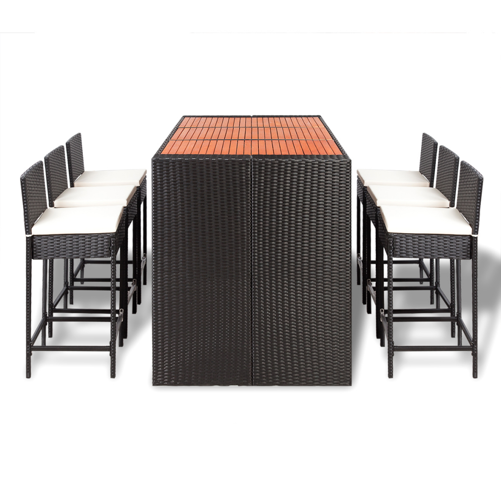 barhocker tisch set outdoor wicker barhocker mit tisch mbel set verkauf with barhocker tisch. Black Bedroom Furniture Sets. Home Design Ideas