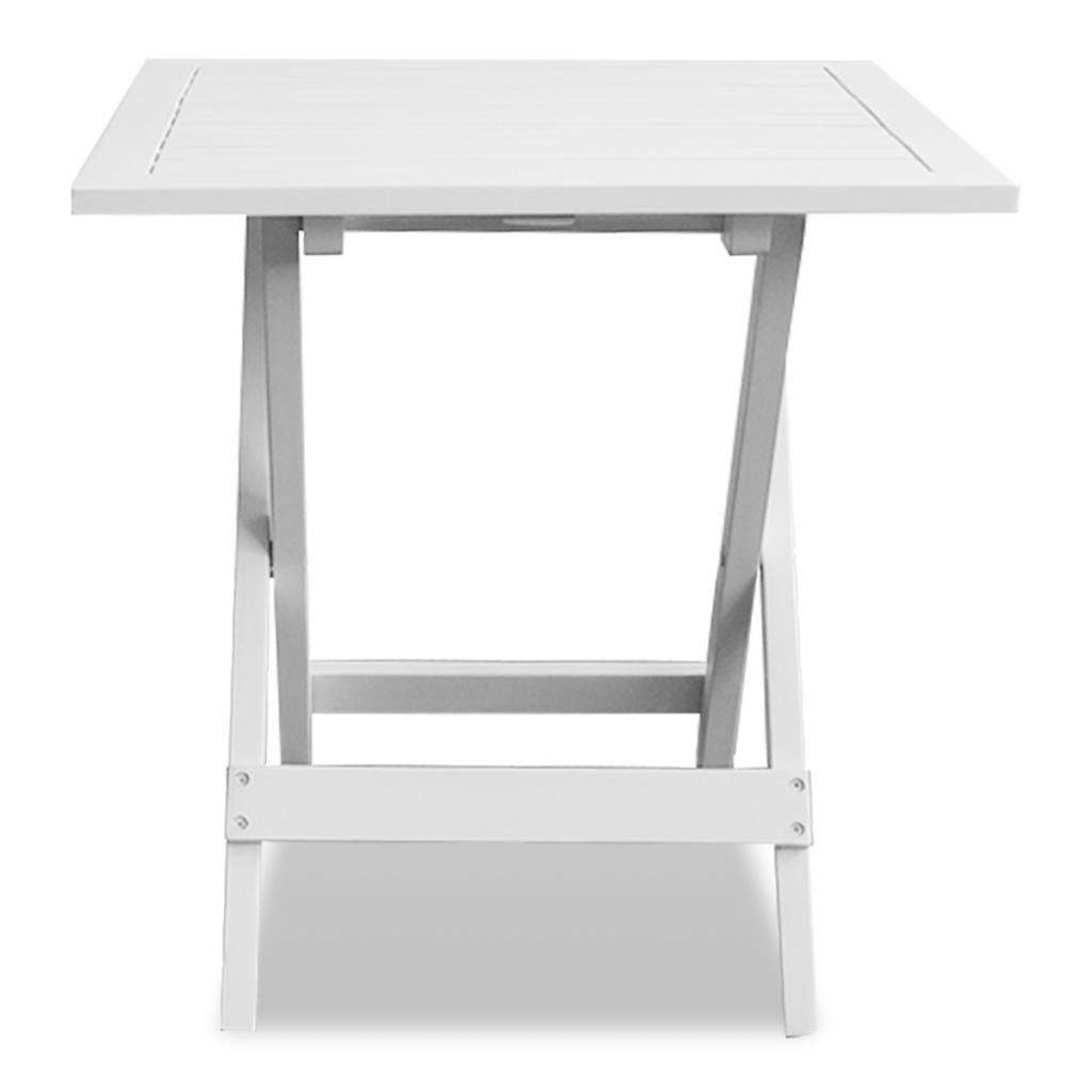 Tavolo Legno Bianco Esterno.Solo 51 49 Scoperta Caffe Tavolino Legno Di Acacia Bianco