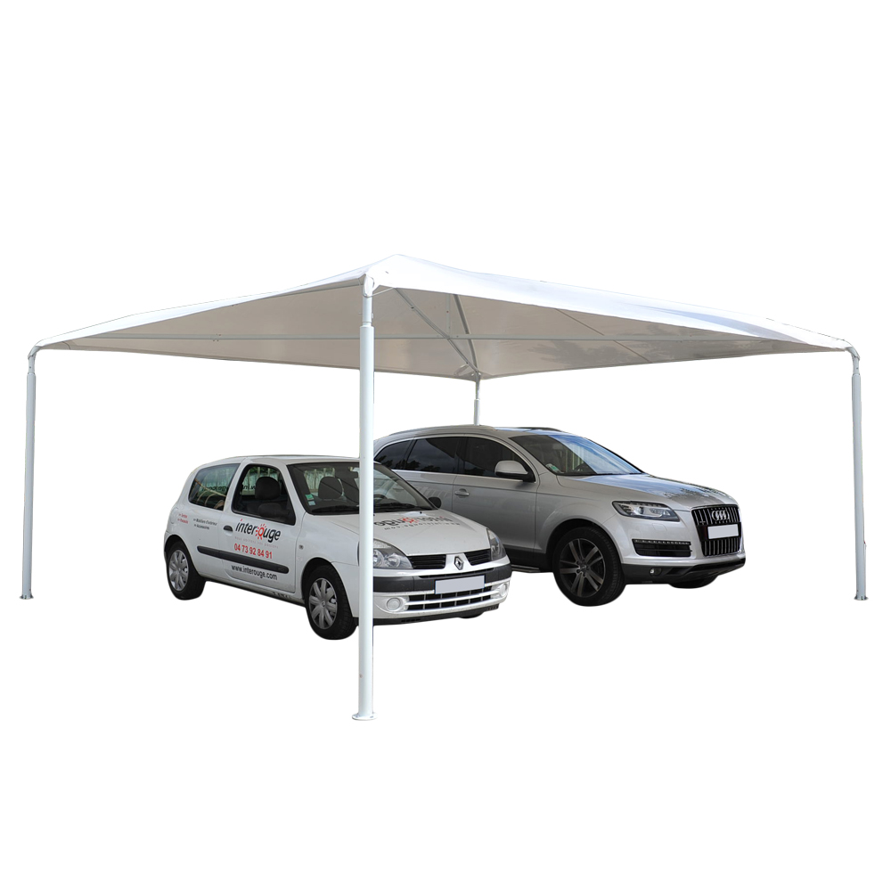 carport abri voiture professionnel pour deux voitures. Black Bedroom Furniture Sets. Home Design Ideas