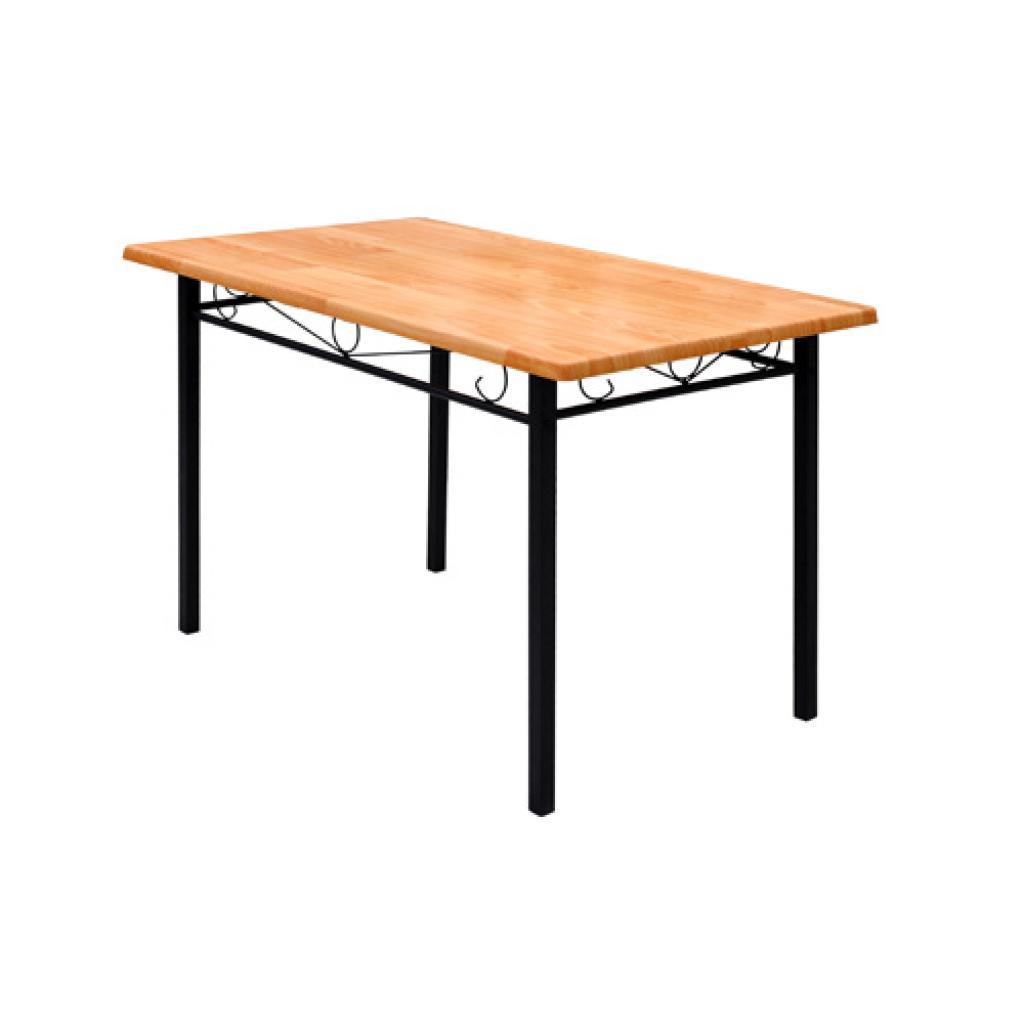 Nur 188.86€, Esstisch und 6 Stühle - helles Holz - LovDock.com