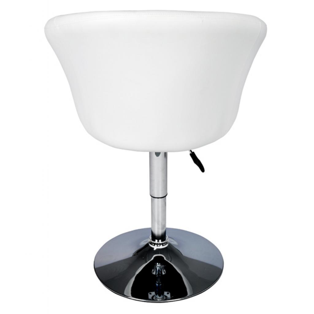 fauteuil pivotant rond fauteuil blanc interougehome. Black Bedroom Furniture Sets. Home Design Ideas