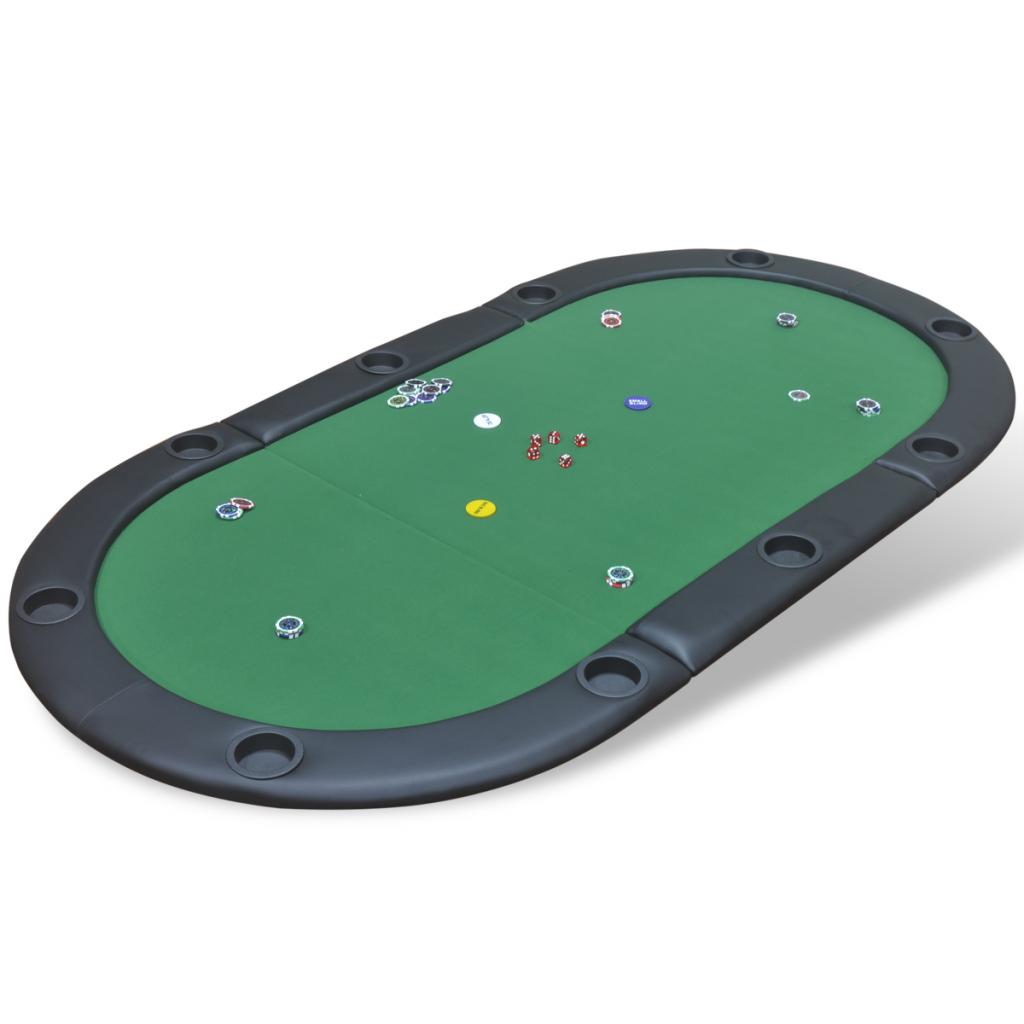 table pliable de poker pliable 10 joueurs. Black Bedroom Furniture Sets. Home Design Ideas