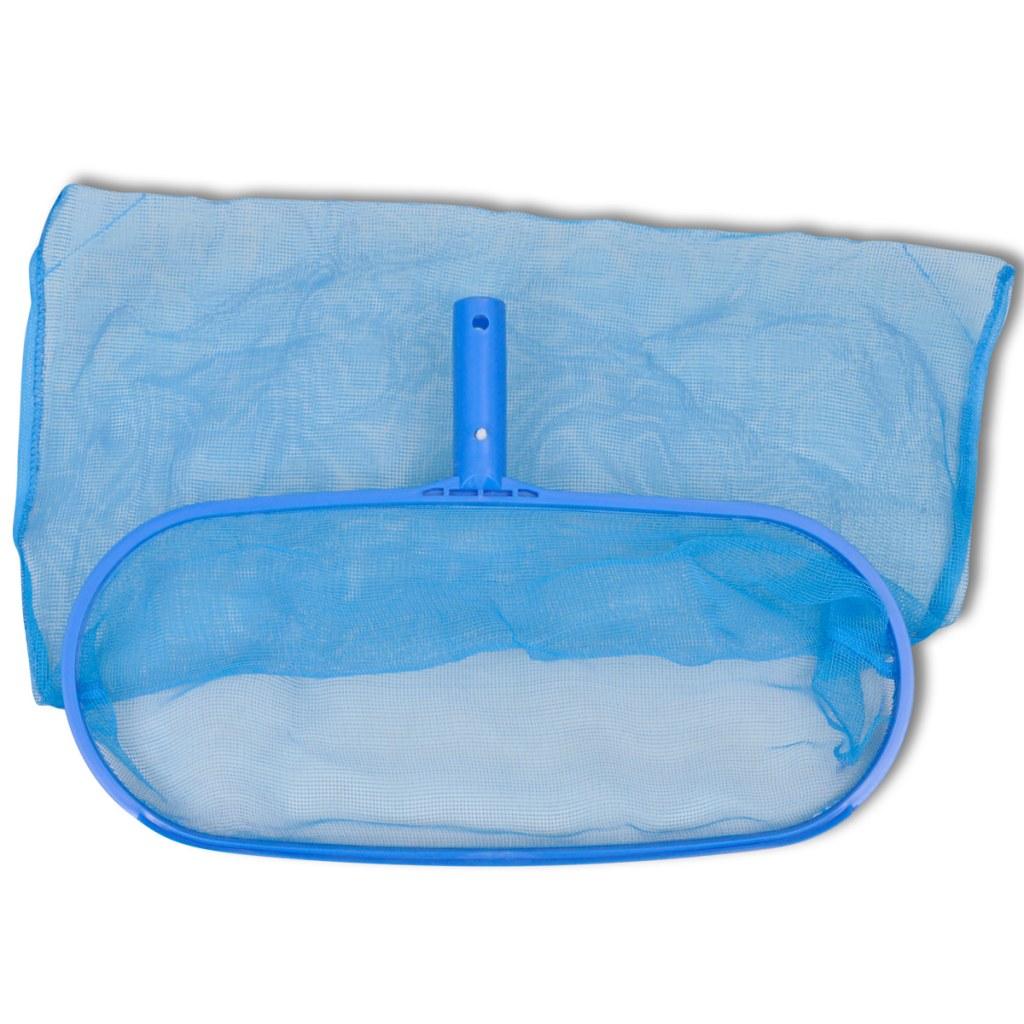 kit entretien piscine avec manche t lescopique et brosse seulement sur. Black Bedroom Furniture Sets. Home Design Ideas