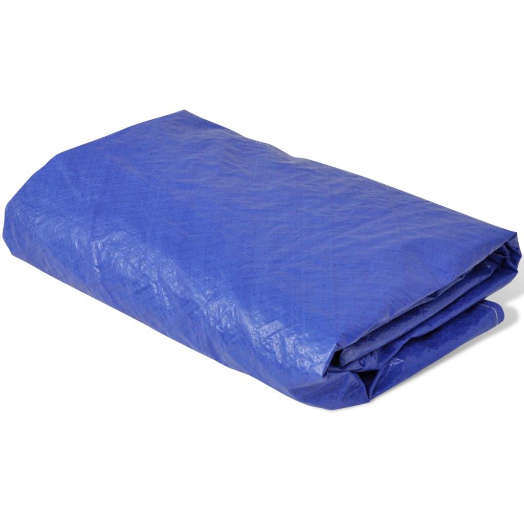 b che piscine hors sol ou creus es ronde en pe 300 cm 90 g. Black Bedroom Furniture Sets. Home Design Ideas