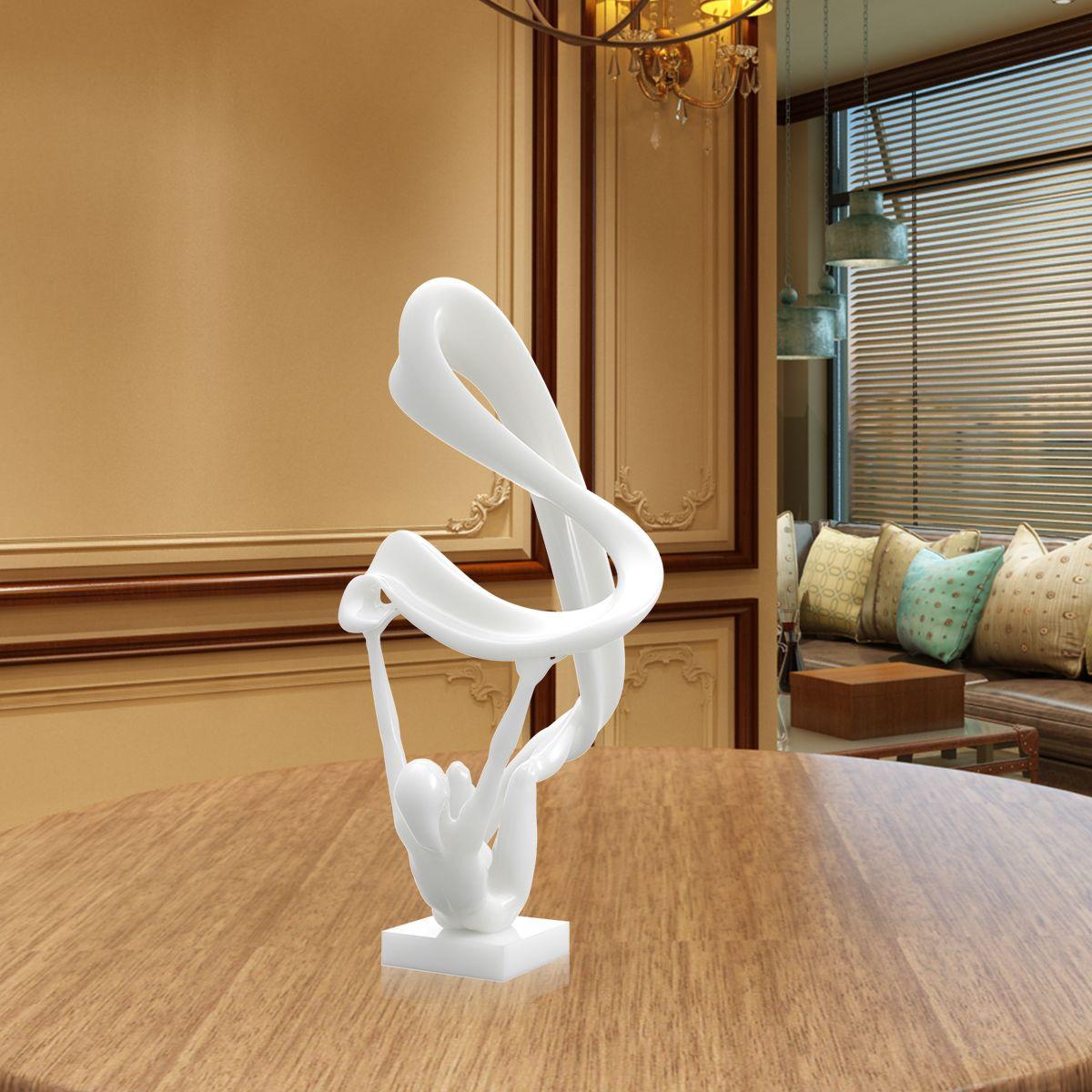 Tomfeel Flutter 3D Printed Abstract Sculpture Modern Home Decor