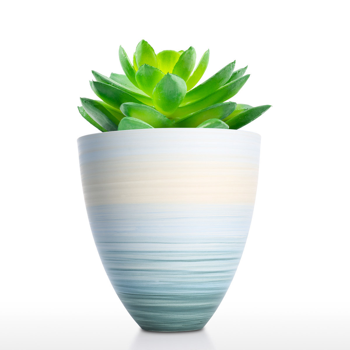 225 & Best and cheap blue color Ceramic Flower Vase Blue Vase Home Decor Vase Table Centerpieces Vase Decorative Centerpiece for Home or Wedding - ...