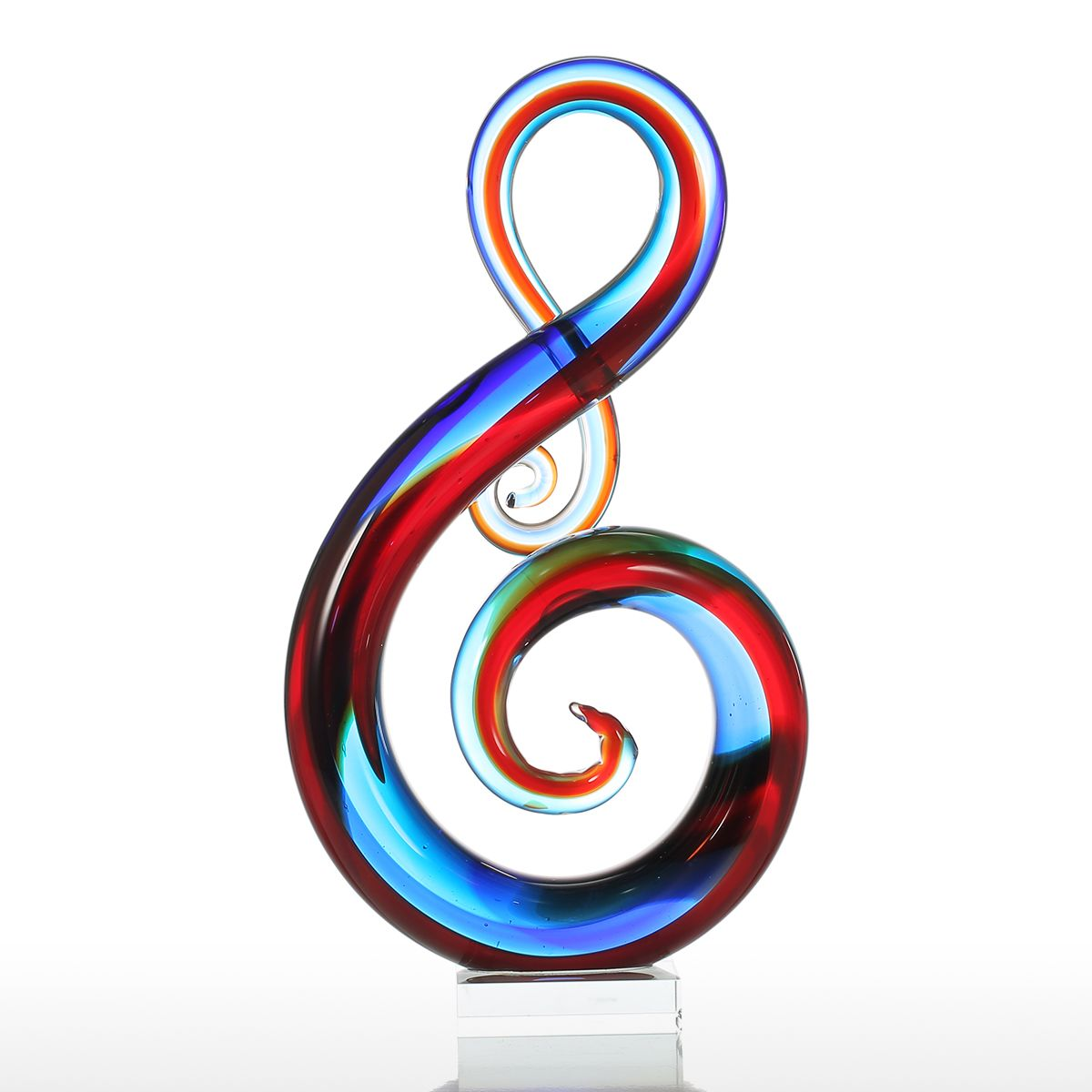 Music: Best And Cheap Multicolored Tooarts Music Note Glass